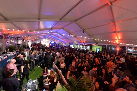 The New York City Wine & Food Festival takes place October 15-18