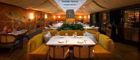 Olivetta restaurant Melrose