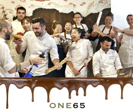 ONE65 will host its first hands-on chocolate workshop