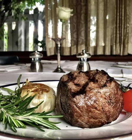 Pacific Dining Car is celebrating 98 years in Los Angeles with 98-cent steaks