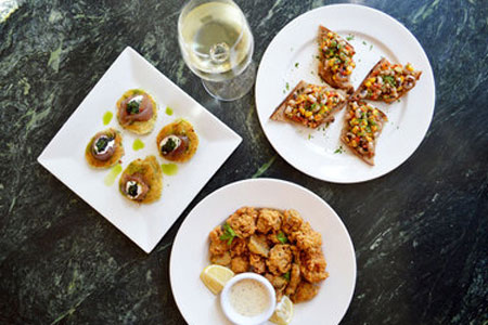 Palace Cafe has a new happy hour from 4 p.m.-6 p.m.
