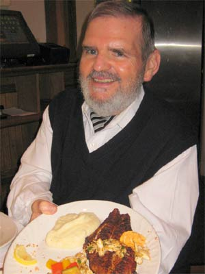 Chef Paul Prudhomme has passed away at the age of 75