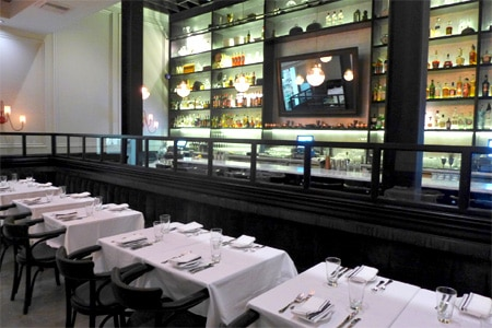 Chef Vic Casanova (Gusto) and general manager Seth Glassman have opened Pistola