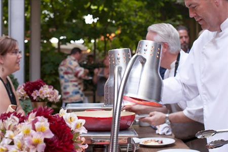 Chef Charlie Palmer and winemaker Clay Mauritson invite you to the sixth annual Project Zin