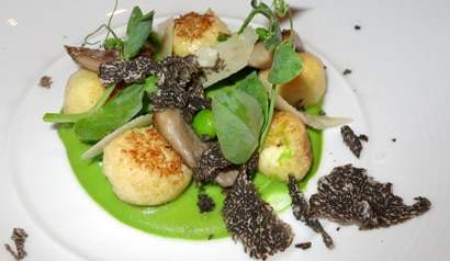 Truffle Dinner Series at SAAM at The Bazaar by Jose Andres