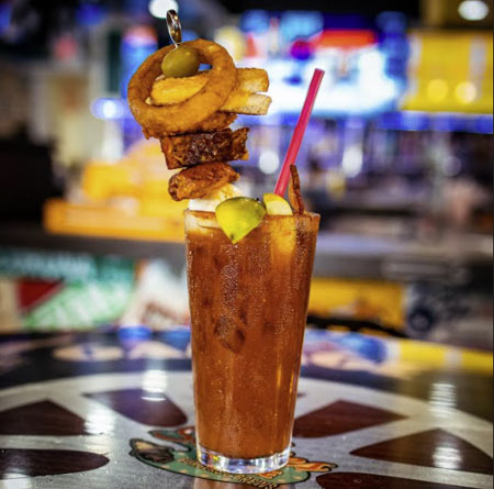 Sickies Signature Bloody Mary