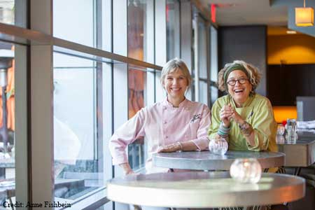 Santa Monica welcomes back chefs Mary Sue Milliken and Susan Feniger with Socalo