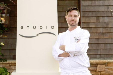 Montage Laguna Beach has promoted Benjamin Martinek to chef de cuisine of Studio