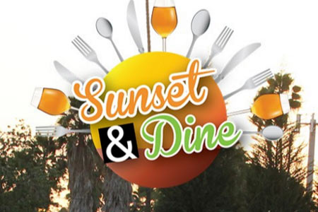 The Sunset & Dine festival will take place October 2, 2014