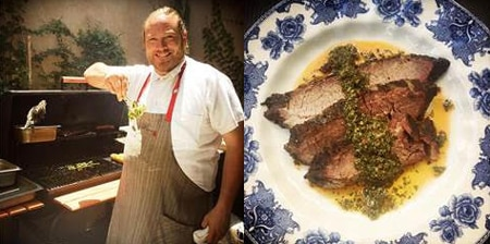 Terrine will host an all-day barbecue on September 7, 2015