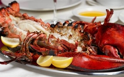 The Palm is offering Summer Lobster for Two through August 31