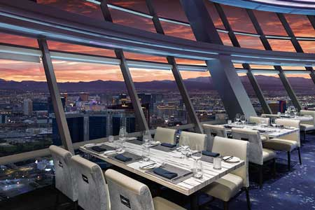 Top of The World has been remodeled and has introduced new menus