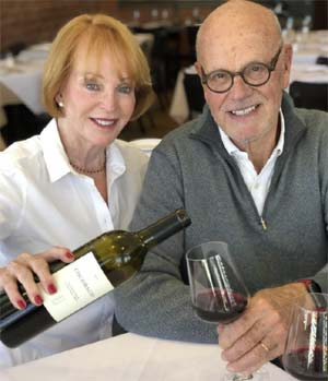 Toscana owners Mike and Kathie Gordon