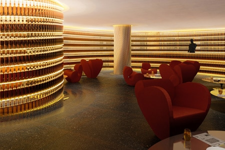 The Watergate Hotel will include a swanky whiskey bar