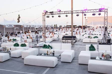 The 10th annual White Light White Night will take place on July 23