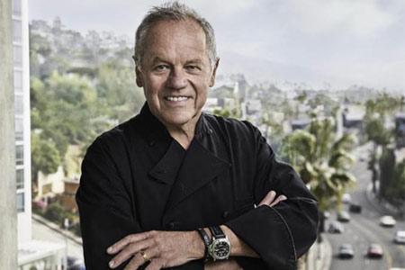 Chef/restaurateur Wolfgang Puck