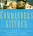 Commander's Kitchen Cookbook