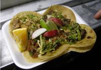 A Kogi taco