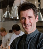 Chef Laurent Gras
