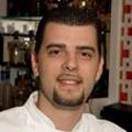 Chef Sylvain Delpique of David Burke Townhouse