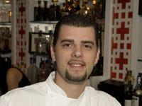 Chef Sylvain Delpique