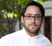 Chef Christopher Kostow of The Restaurant at Meadowood in California
