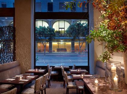 Restaurant Michael Mina in San Francisco