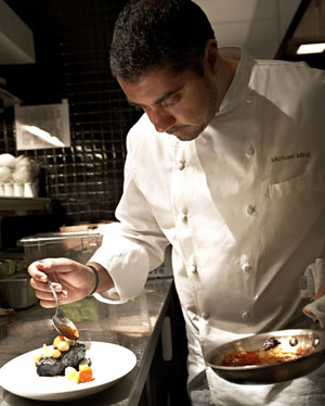 Chef Michael Mina, our restaurateur of the year