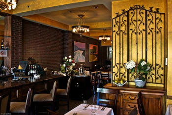 Bistro Provence offers accomplished French fare in Bethesda, MD