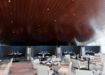 Lincoln Restaurant at New York's Lincoln Center serves up contemporary Italian cuisine