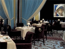 Prime Steakhouse at the Bellagio in Las Vegas, one of the Top 10 Steakhouses in the U.S.