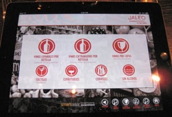The new wine world order: iPads instead of old school wine lists