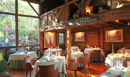 Check out our list of the Top 10 Romantic Restaurants in the U.S.