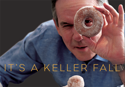 Thomas Keller: grace and a sense of humor