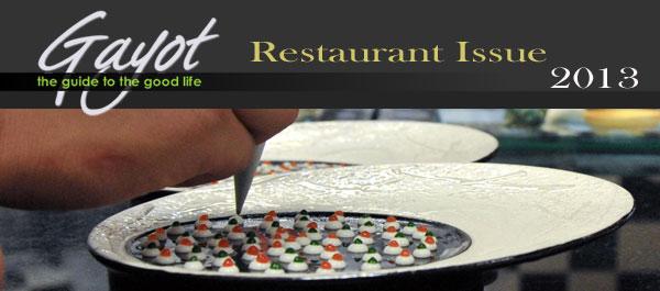 From Joel Robuchon Restaurant Las Vegas