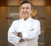 "Daniel Boulud, ""American chef with a French soul"" and our Top Restaurateur in 2014"