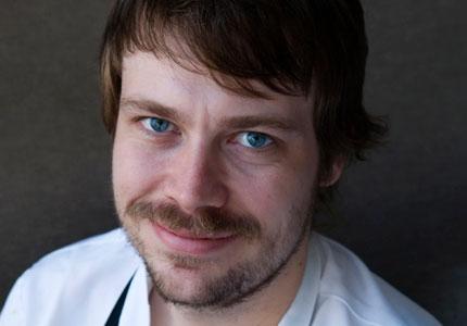 Blackbird's chef de cuisine David Posey