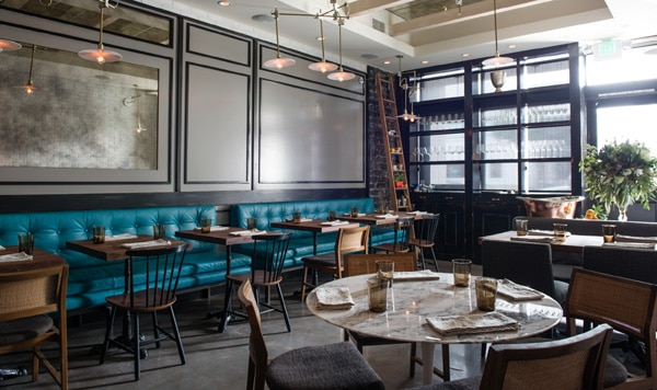 "Maude, the first restaurant from ""Take Home Chef"" host Curtis Stone, is one of the Top 10 New Restaurants in the US"