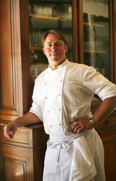 John Besh is a kindhearted chef, restaurateur and champion of the culinary heritage of Southern Louisiana