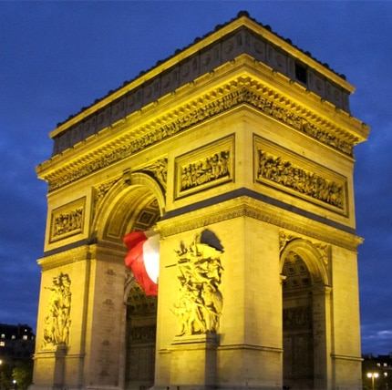 Celebrate Bastille Day on July 14th