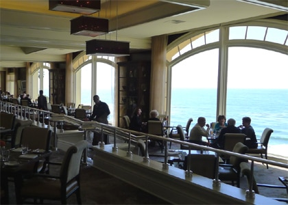 RAYA at The Ritz-Carlton, Laguna Niguel is featured on GAYOT's list of the Top 10 Brunch Restaurants in the U.S.