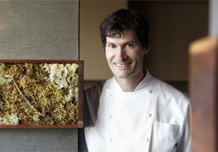 Daniel Patterson of Coi in San Francisco was named Best Chef: West at the 2014 James Beard Foundation Awards