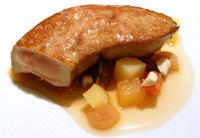 Quince & Foie Gras