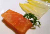 Endive & Salmon