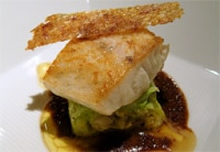 Cabbage & White Sea Bass