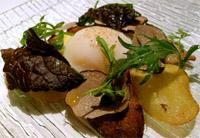 Truffle & Egg