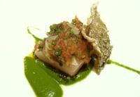 Confit sablefish