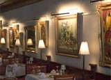 The dining room of The Chop House in Grand Rapids