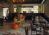 The dining room of Hinterland restaurant in Green Bay
