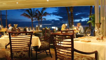 Merriman's Kapalua in Maui, Hawaii